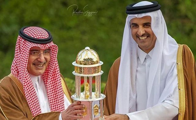 HH The Amir Crowns Winners of 31st Equestrian Race.