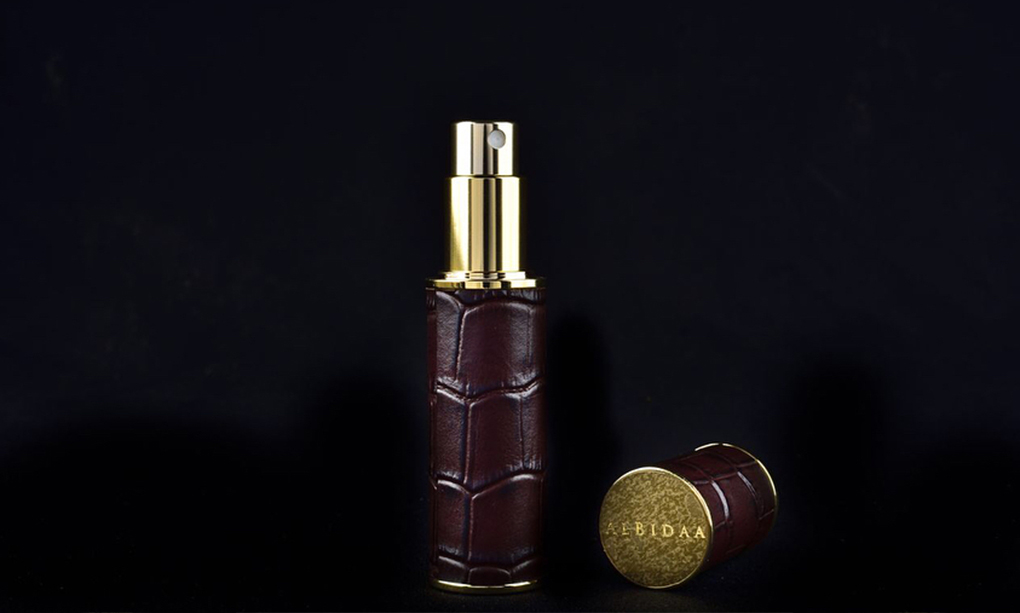 Launching of the Leather Travel Purse Atomizer